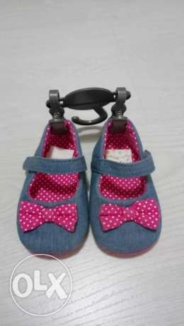 New Baby Shoes - جزمة أطفال جديدة