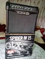 Line 6 spider amps