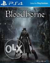 blood borne PS4 new cd