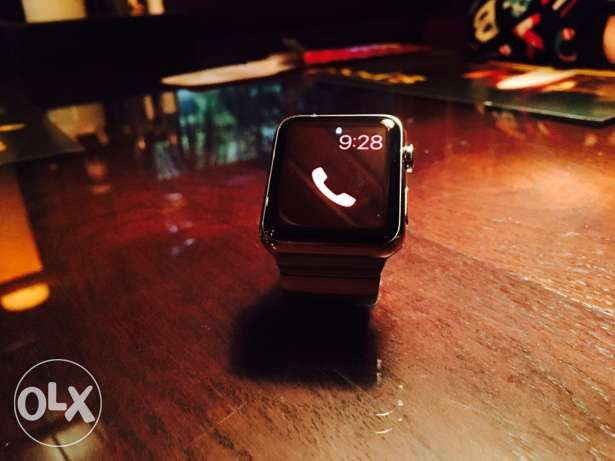 Apple watch Stalles steel 42 mm