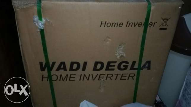 A new home inverter 1000w used for utility backup power (used in wadi
