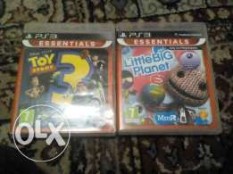 Little big planet or toy story