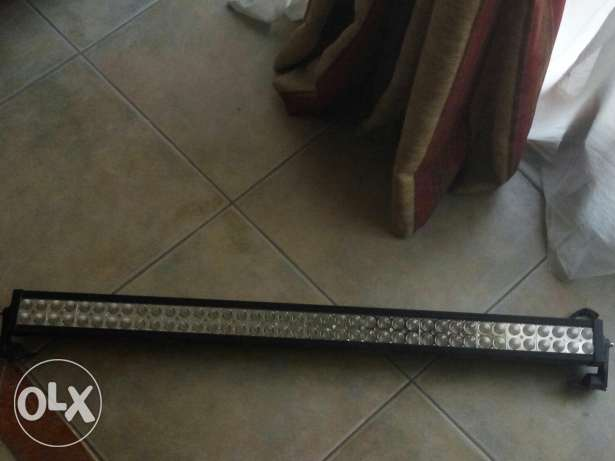 Led bar for jeep