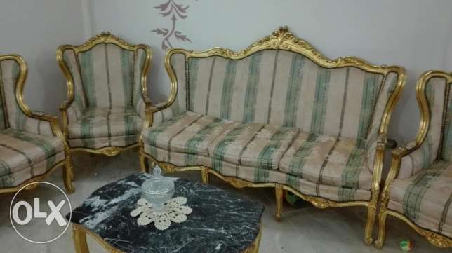 Saloon for sell مدينة نصر -  2