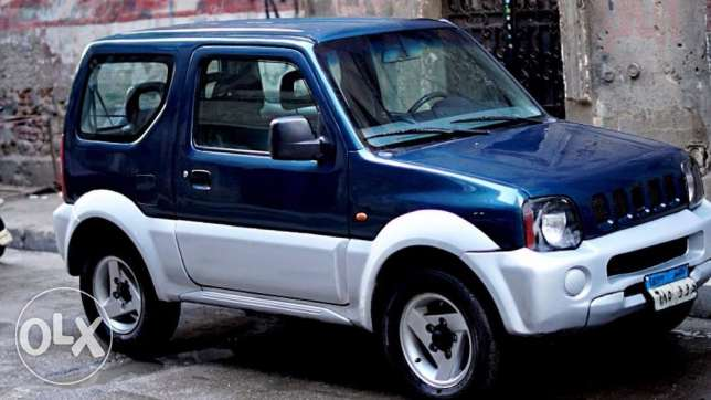 Suzuki jimny model 2000 for sale