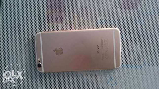 iphone 6 Gold \ very good