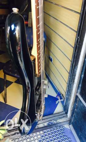 Cort bass guitar