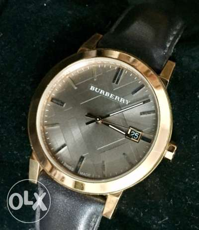 BURBERRY Original Swiss Made