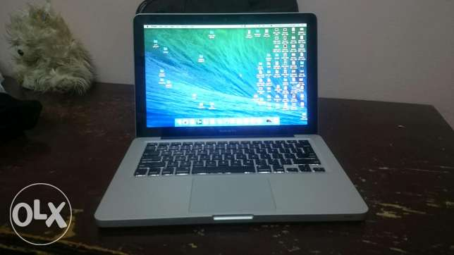 MacBook Pro 13 inch like a new, core i5 & 500 G & 4 G Ram مدينة نصر -  1