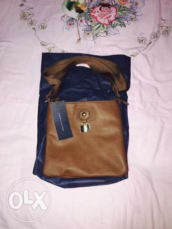 Tommy bag available now brown small size Orginalllll