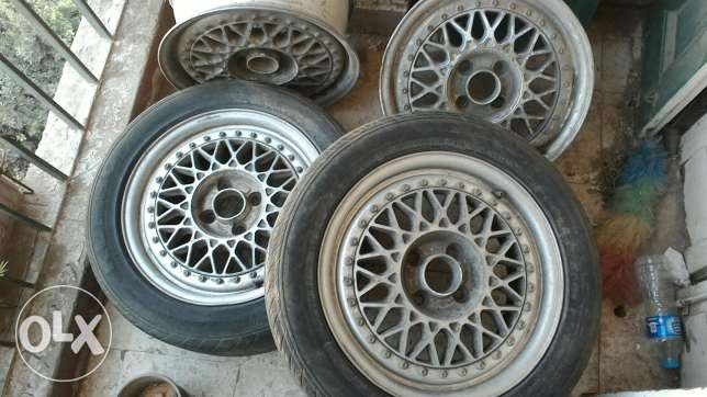 BBS original 15 MADE IN Germany