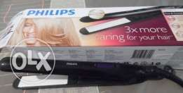 Philips hair straightener مكواه سيراميك لفرد شعر