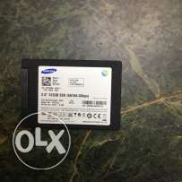 hard ssd samsung 512 giga sata 3 used very good