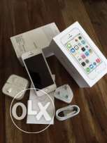 iphone 5s 64gb like new + box and all accessories