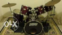 Power beat drums set