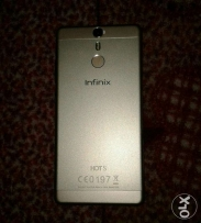 Infinix Hot S Pro X521 Golden استعمال يوم واحد