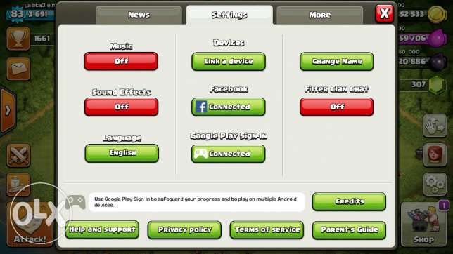 Clash of clan 8th max الإسكندرية -  3