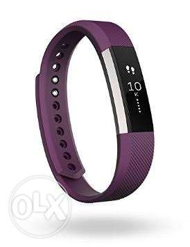 Fitbit Alta (size: small, color: purple plum)