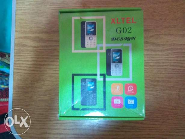 Mobile Phone XLTEL G02/ موبايل تليفون محمول