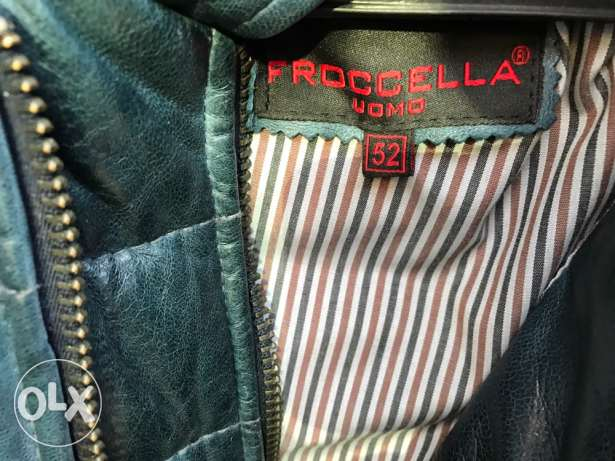 original frocella leather jacket