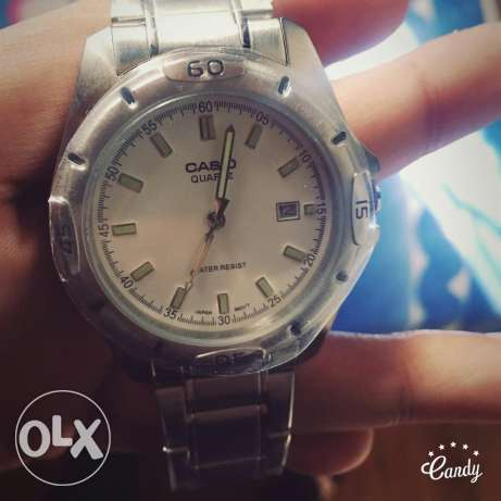 ساعة casio original