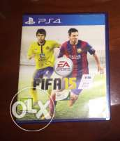 PS4 FIFA 15 Arabic edition