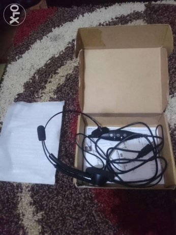 Jabra BIZ 1900 DUO Handset like new الحلمية -  1