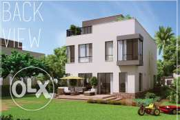 Villa Standard 580 SQm for sale Compound Villette - Sodic