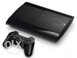 Ps3 super slim for sale