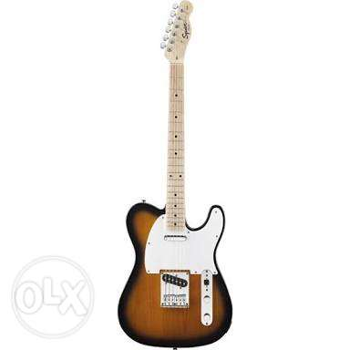 Fender Squire Tele Electric Guitar