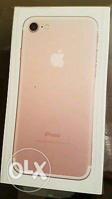 iPhone7 32GB RoseGold حلوان -  1