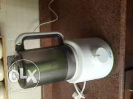 Avent steamer and mixer