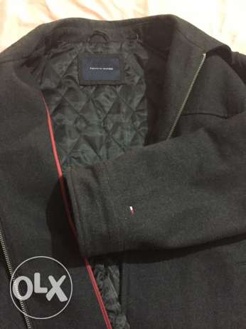 Wool Jacket Tommy Hilfiger XL