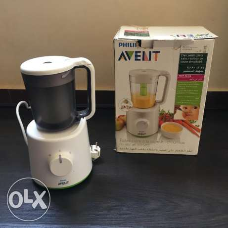 Philips Avent Streamer and Blender