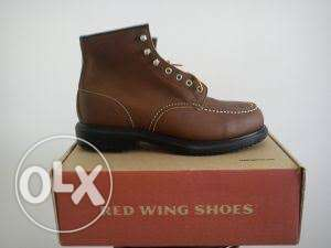 Red wings safety shoes المعادي -  1