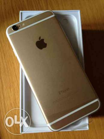 Iphone 6s 64G Gold color