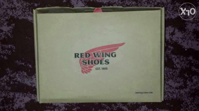 Red wing shoes Safety size 48 made in USA الإسكندرية -  1
