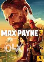 max payne 3 uncharted 3 for sal3 ps3 games like new