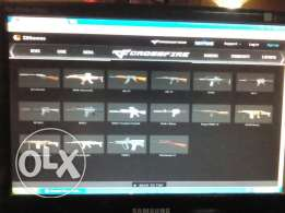 Account crosfire vip for sale name:[FV] Dev.