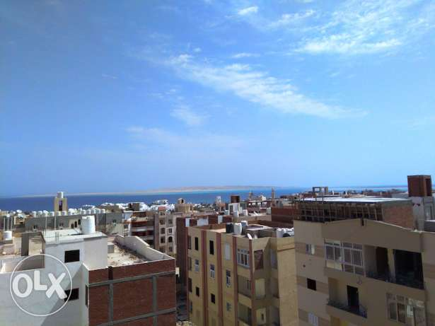 Fully furnished 1 bedroom apartment in Paradise Hill compound الغردقة -  8