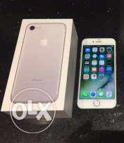 iPhone 7 (Silver) 16 GB - Mint Condition