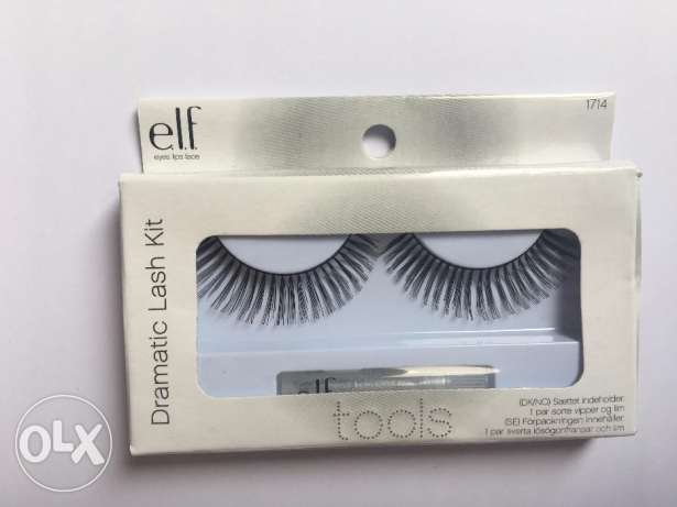 Dramatic Lash Kit-Black ELF USA Professional الشيخ زايد -  1