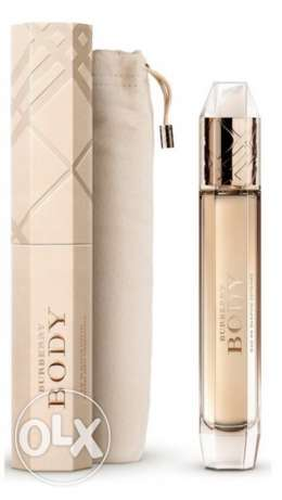 Burberry body intense perfume for women