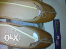 39.5 Clarks new woman shoes