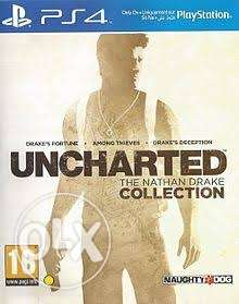 uncharted collection pes4