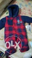 New winter clothes (bosy suits) for babies (0-1 year) from USA