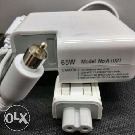 شاحن لابتوب ابل اورجنال جى 4 Apple G4 charger
