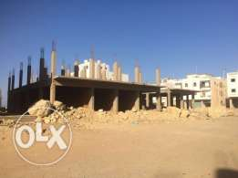 Building under construction for sale in marsa alam