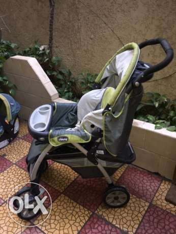 Stroller and Car seat SET الزمالك -  2