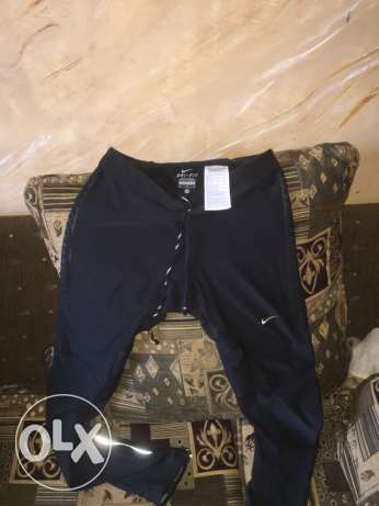 original dri-fit nike pants size medium